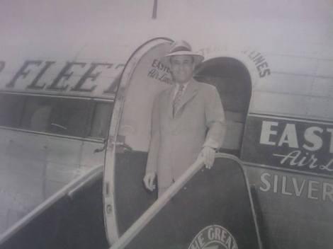 L M Collins Plane