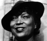 Zora Neale Hurston (1891-1960) was an American folklorist, anthropologist, and author best known for her 1937 novel Their Eyes Were Watching God.