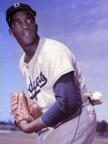 Joe Black, Brooklyn Dodgers Pitcher, 1952 National League Rookie of the Year Courtesy: Dr. Edwin Johnson