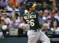 danny-valencia-mlb-oakland-athletics-houston-astros