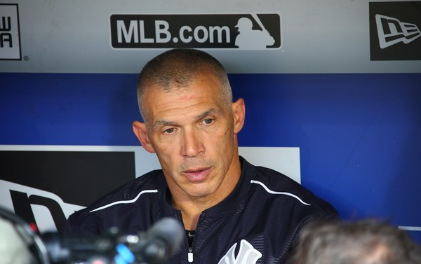 Girardi Coaches Scared In Yankees 4-2 win over Arizona