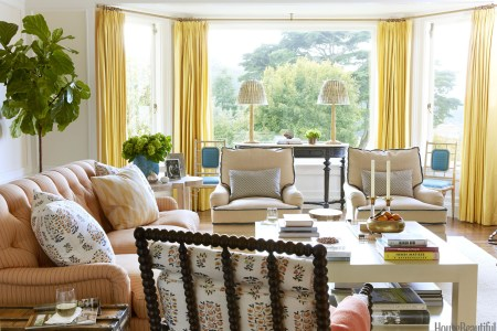 1439825052 sf home yellow curtains