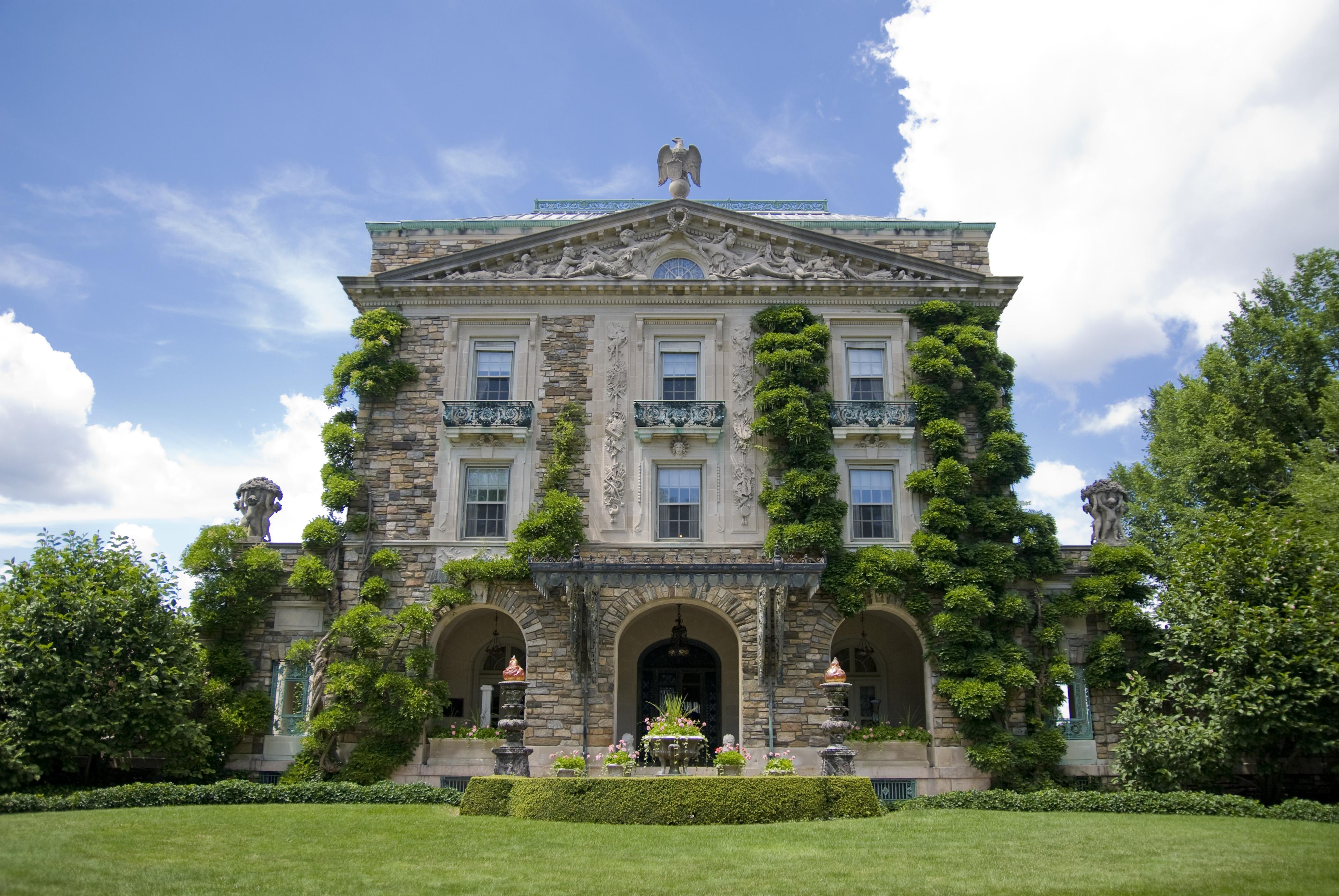 Fullsize Of David Rockefeller House