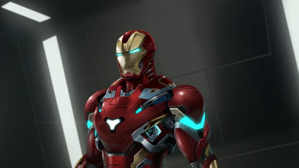 ironman 1080p wallpaper