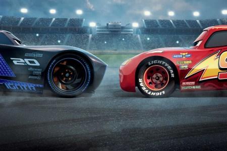 cars 3 pixar animated movie ad