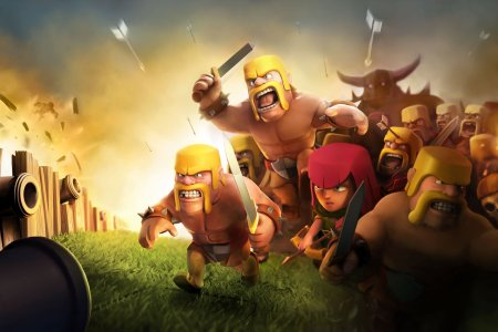 clash of clans hd to