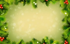 Green_Christmas_Background