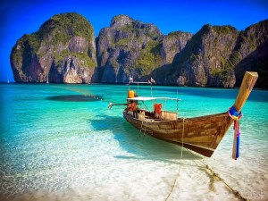 Railay beach wallpaper - thailand