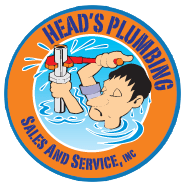 Head's Plumbing Sales and Service, Inc. Logo