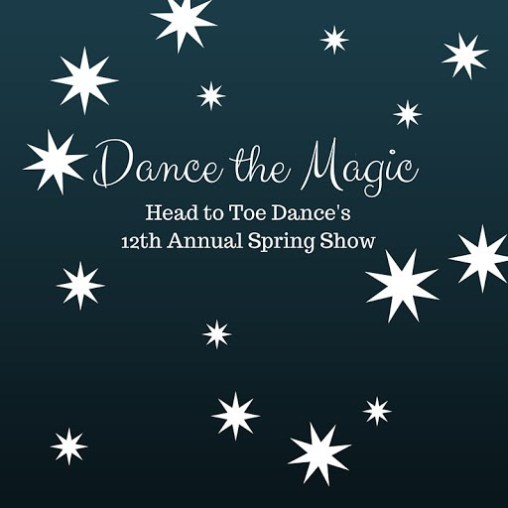 Spring Dance Show