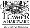 Healdsburg Lumber & Hardware - The Material Difference