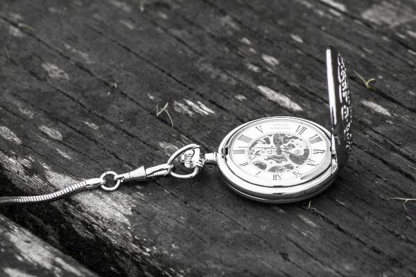Pocket watch healey dell whitworth rochdale
