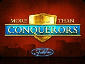 Apr 24 2016 - More than Conqueror