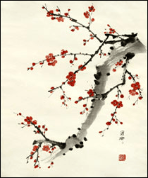 Painting of Plum Blossoms