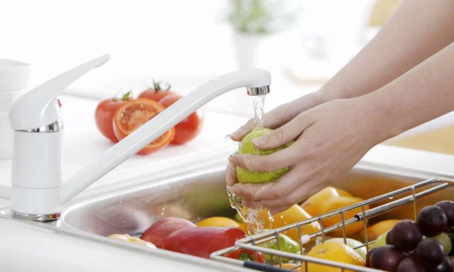 Remove Pesticides - Wash Your Food Right.