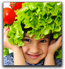 Green Veggies Boost Immunity For Punta Gorda Kids