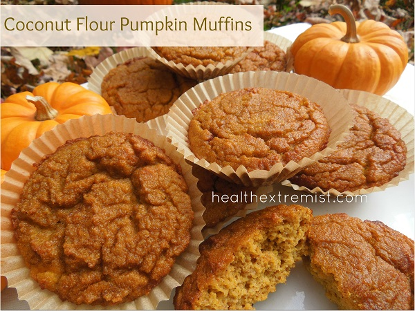 Paleo Melt In Your Mouth Pumpkin Bread