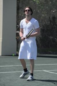 Tony Bennett's All-Star Tennis Event