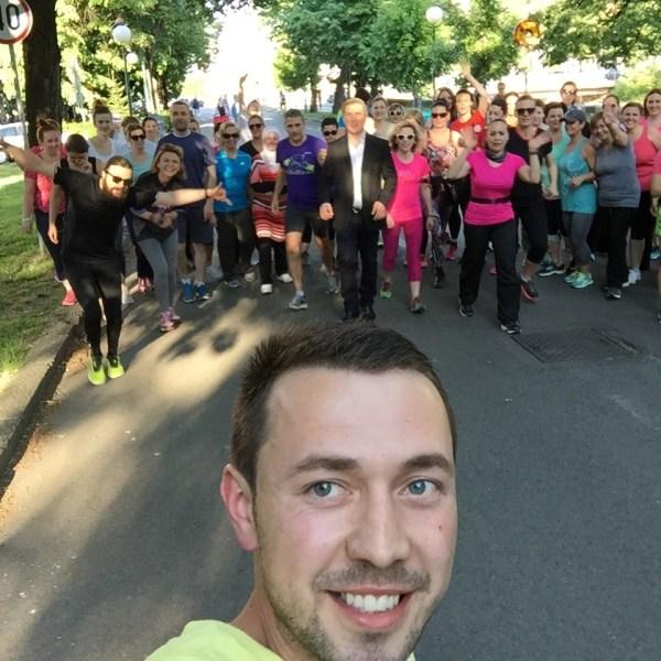 Sarajevo Half Marathon Runners