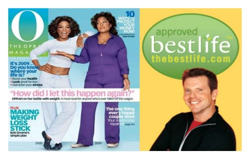 bob greene oprah winfrey4 The only reason to hire a personal trainer is....