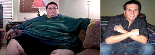 david smith extreme weight loss before and after The Most Amazing Weight Loss Story
