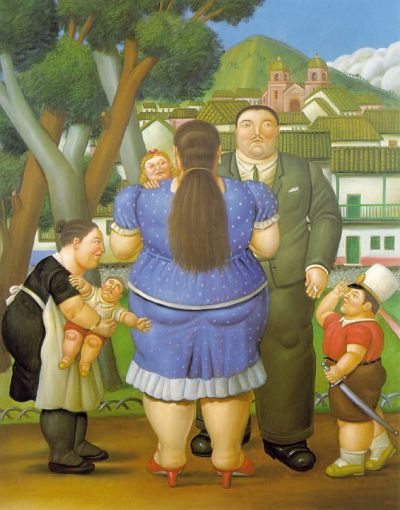 "botero a family Are ""Fat Kids"" victims of child abuse?"