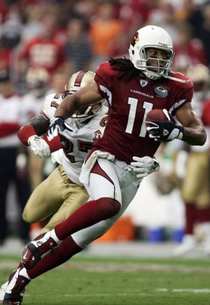 larry fitzgerald The 25 Fittest Men in the World   Part 2