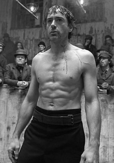 robert downey jr The 25 Fittest Men in the World   Part 2