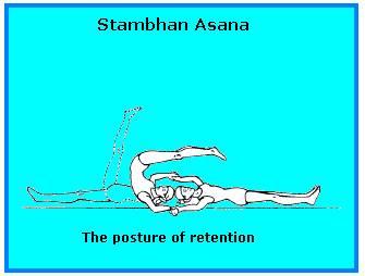 STAMBHAN ASANA