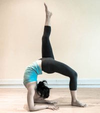 inverted asanas
