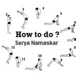 How to do Surya Namaskar – The Sun Salutation (Simplest Steps)