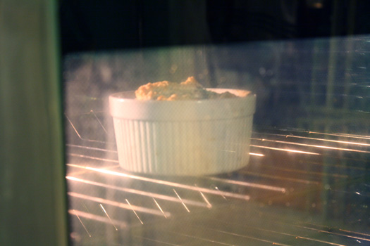 baking souffle