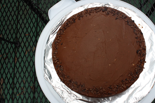 chocolate cake 2