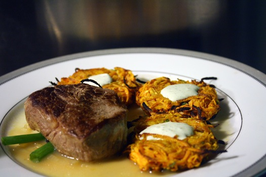 whisky steak with sweet potato latkes.jpg