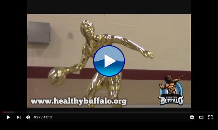 Championship Video Graphic Website