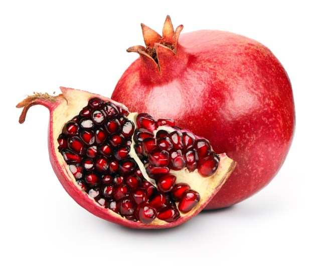 Pomegranate and citruses