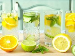 Natural Drinks for a Flat Stomach