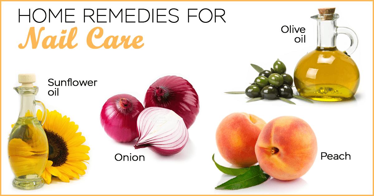 Nail Care Natural Remedies •