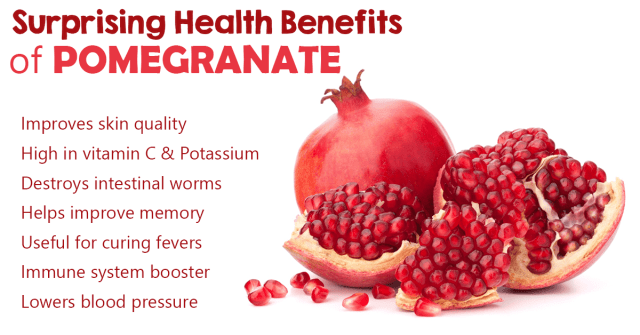 pomegranate heart saver