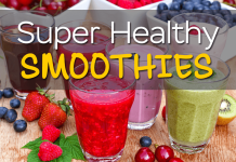 homemade smoothie recipes