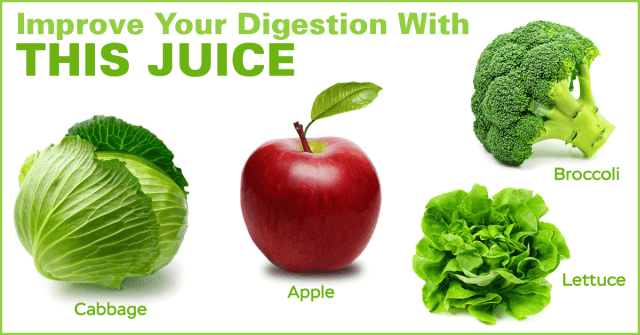 juice for digestion