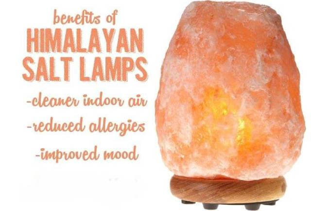 Himalayan salt benefits uses