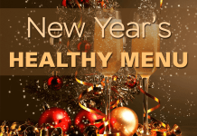New Year's Menu