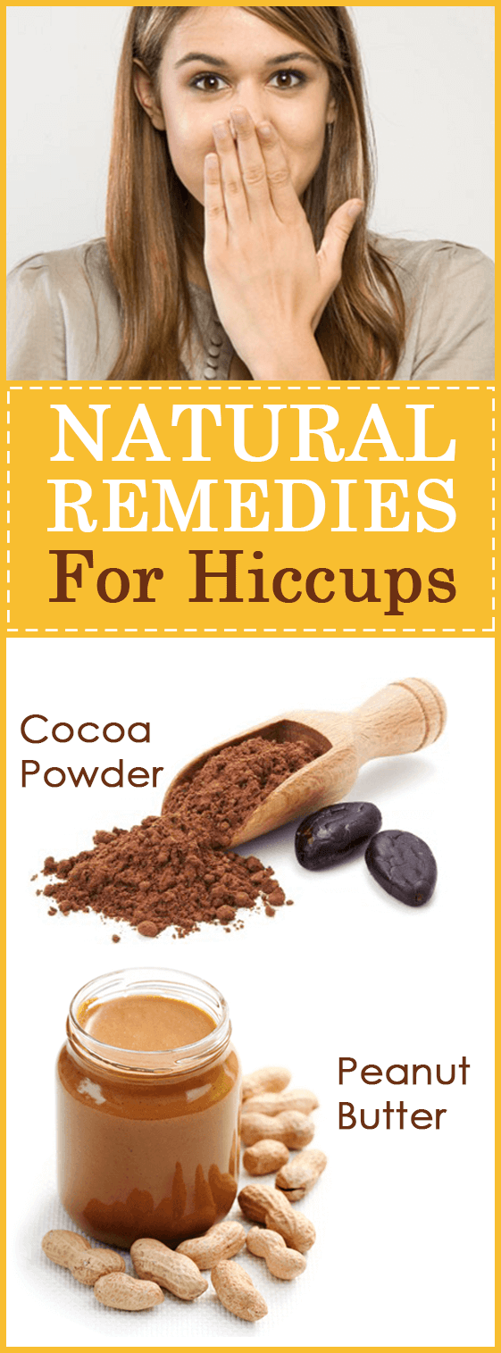 How to get rid of hiccups - Hiccups_remedies