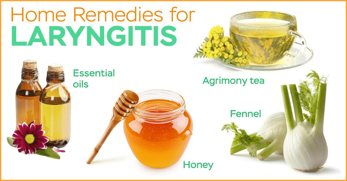Natural Cure For Laryngitis