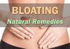 Natural Remedies for Bloating