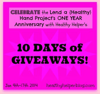 Ten Days of Giveaways: Day 2