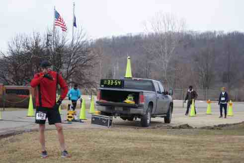 Olean YMCA Polar Bear Series Half Marathon [1:33:53]