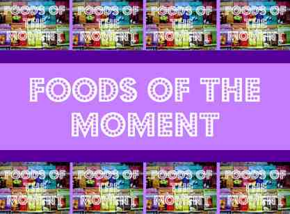 Foods of the Moment: Going Nuts! [giveaway]