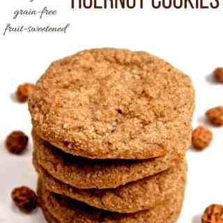 Soft Baked Ginger Spiced Tigernut Cookies from @Healthy_Helper....delicious gingery cookies that are soft and doughy with every bite! Vegan, grain-free, gluten-free, and no added sugar! The healthy treat or snack you can enjoy any time of day. http://healthyhelperblog.com?utm_source=utm_source%3DPinterest&utm_medium=utm_medium%3Dsocialmedia&utm_campaign=utm_campaign%3Dblogpost